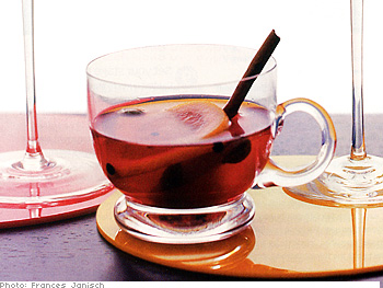 Alpine Hot Spiced Wine