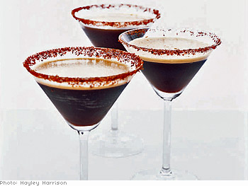 Vodka-Espresso Cocktail