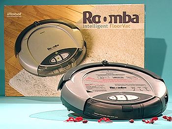 Roomba Floor Vacuum
