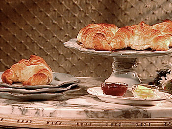 Croissants from Williams-Sonoma