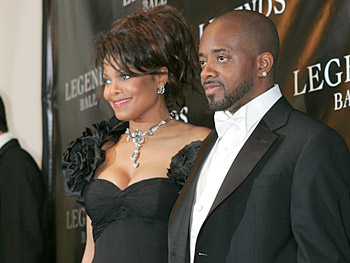 Janet Jackson and Jermaine Dupri. Copyright 2005, Harpo Productions, Inc./George Burns & Bob Davis.