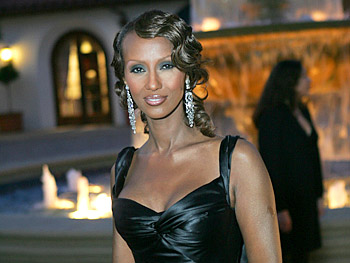 Iman. Copyright 2005, Harpo Productions, Inc./George Burns & Bob Davis.