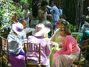 Guests among the Redwoods. Copyright 2005, Harpo Productions, Inc./George Burns & Bob Davis. All rights reserved.