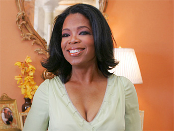 Oprah Winfrey. Copyright 2005, Harpo Productions, Inc./George Burns & Bob Davis. All rights reserved.