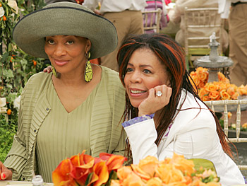 Terry McMillan and Valerie Simpson. Copyright 2005, Harpo Productions, Inc./George Burns & Bob Davis. All rights reserved.