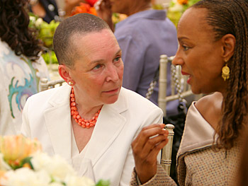 Pearl Cleage and Susan L. Taylor. Copyright 2005, Harpo Productions, Inc./George Burns & Bob Davis. All rights reserved.