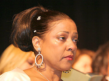 Kathleen Battle. Copyright 2005, Harpo Productions, Inc./George Burns & Bob Davis. All rights reserved.
