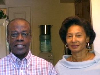 Malcolm and Carolyn Brathwaite