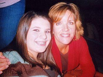 Kelly and Pattie Bonner