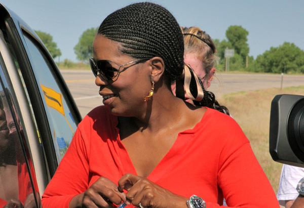Oprah S Hairstyles