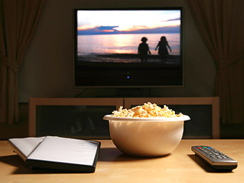 Make a DVD of family films for your father
