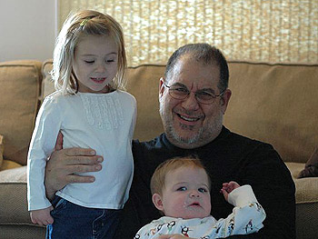 Sarah's father and daughters