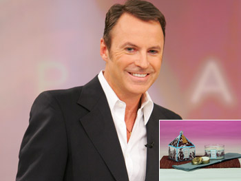 Colin Cowie and a Japanese Quince Candle