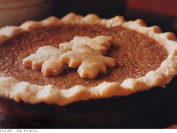 Vermont Maple Sugar Pie