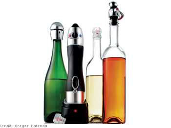 Epicurean International Products wine sealers