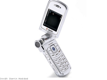 Samsung Video Camera Phone