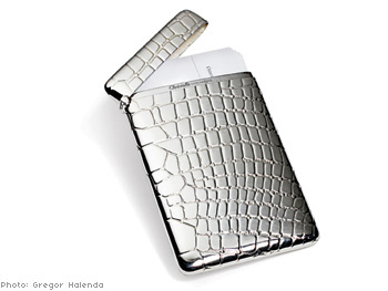 Christofle Crocodile Case