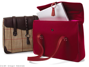 Talene Reilly laptop bags
