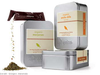 TSP Spices organic spices