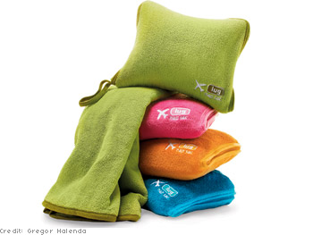 Lug Nap Sac pillow