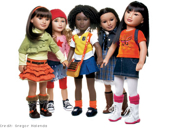 Karito Kids dolls
