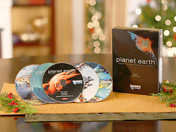 The Discovery Channel's Planet Earth DVD Set