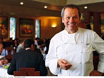 Chef Wolfgang Puck