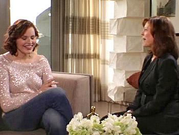Susan Sarandon and Geena Davis discuss 'Thelma & Louise.'
