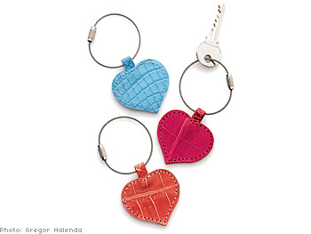 Alexandra Knight key chains
