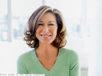 Beauty editor Valerie Monroe