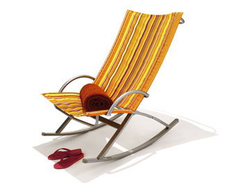 O at Home List: Patio chair