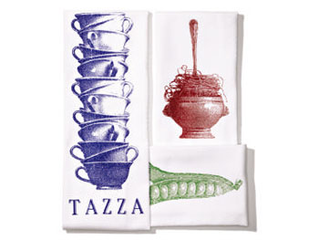 O at Home List: Italian towels