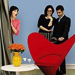 'MODERN ROOM' by Roy Lichtenstein