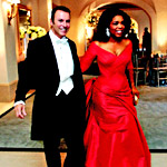 Oprah and Colin Cowie at the Legends Ball