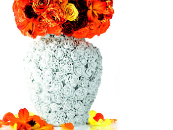 Decor O at Home List: Rose vase