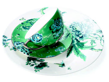 Decor O at Home List: Modernized tea cup and saucer