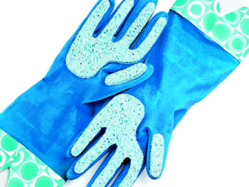 Decor O at Home List: Dish gloves