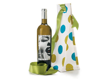 Decor O at Home List: Colorful Wine Totes
