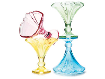 Decor O at Home List: Sundae Glasses