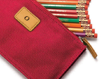 Decor O at Home List: Initialed Pencils