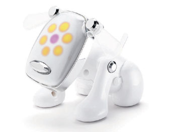 Gadgets 'O at Home' List: i-Dog speaker puppy