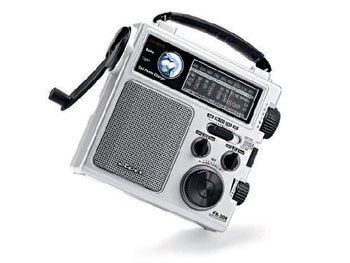 Gadgets 'O at Home' List: Multi-functional battery powered radio
