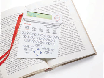 Gadgets 'O at Home' List: Pagemark Dictionary