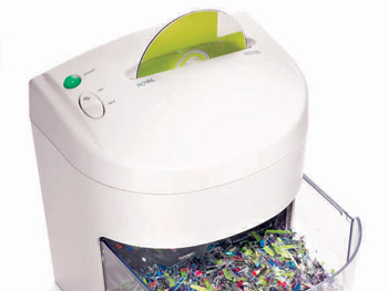 Gadgets 'O at Home' List: Paper shredder