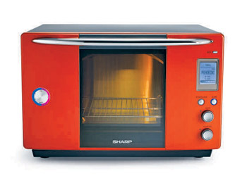 Gadgets 'O at Home' List: Superheated steam oven