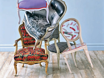 Louis-style chairs