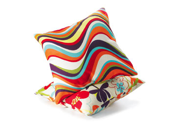 Decor O at Home List: Patterned Pillows