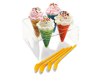 Decor O at Home List: Ice Cream Cone Set