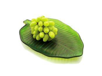 Decor O at Home List: Natura Banana-Leaf Platter