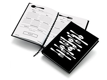 Decor O at Home List: Dinner Party Journal